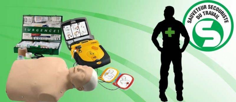 illustration formation premiers secours, SST, Prévention, gestes et postures.