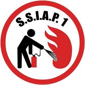 Logo SSIAP 1