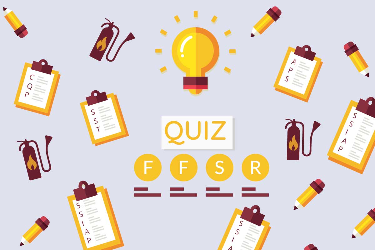 Illustration page QUIZ de FFSR