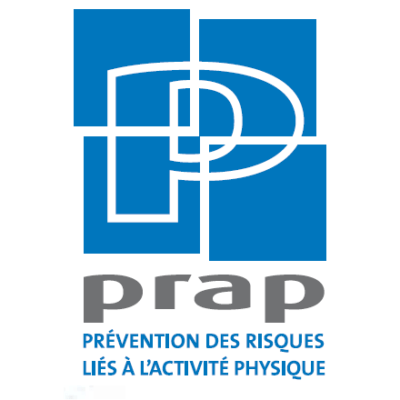 Logo formation gestes et postures (PRAP IBC)