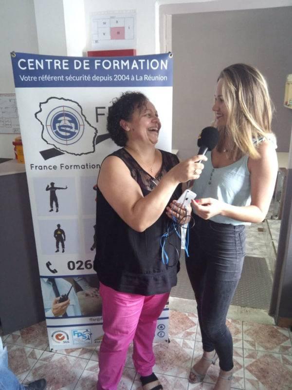 Jessy michele journaliste RFO